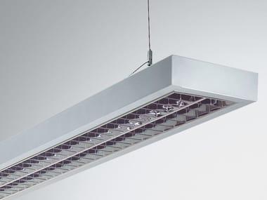 LED direct light ceiling light with dimmer TWIN 2 9855 PAR99 D LED
