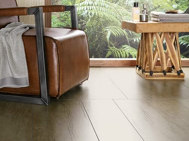 Porcelain stoneware wall tiles / flooring TWIN