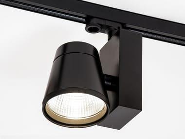 Illuminazione a binario a LED in alluminio TWIXI