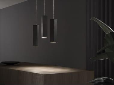 LED aluminium pendant lamp TWO | Pendant lamp