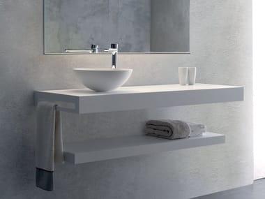 Solid Surface washbasin countertop TYE