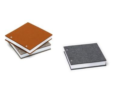 Felt notebook Notebook