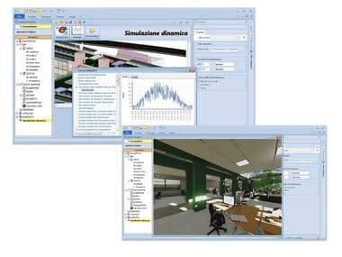 Simulazione energetica in regime dinamico TerMus-PLUS