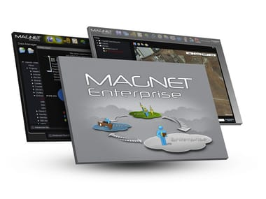 BIM authoring Topcon MAGNET Enterprise