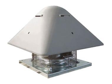 Centrifugal and axial fan Tow-air® ECC