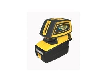 Tracciatore e Puntatore Laser (5 punti e 2 piani) Tracciatore e Puntatore Laser - LT 52