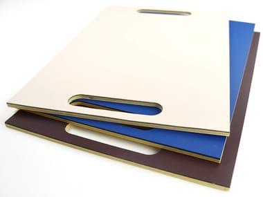 Rectangular tray Tray
