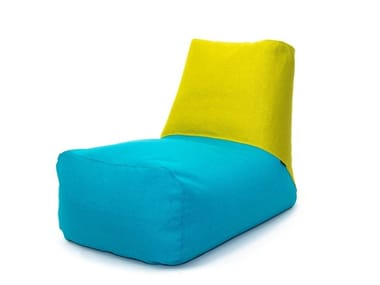Bean bag with removable cover TUBE NORDIC