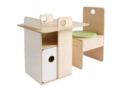 Birch Kids writing desk UBDESIGN