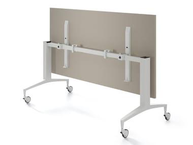Office desk with flip-top ULISSES