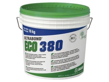 Adesivo specifico per pavimentazioni in PVC ULTRABOND ECO 380