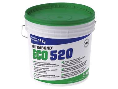 Adesivo per pavimenti in linoleum ULTRABOND ECO 520