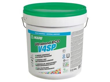 Adesivo universale per pavimentazioni resilienti ULTRABOND ECO V4SP