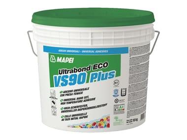 Adesivo universale per la posa di pavimenti resilienti ULTRABOND ECO VS90 PLUS
