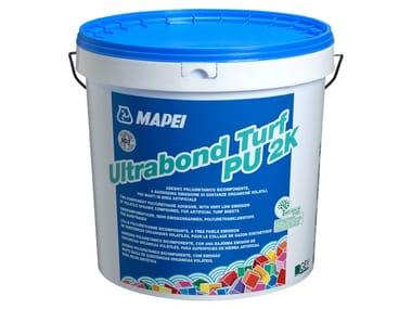 Adesivo poliuretanico per erba sintetica ULTRABOND TURF PU 2K