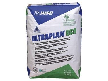 Lisciatura autolivellante ad indurimento ultrarapido ULTRAPLAN ECO