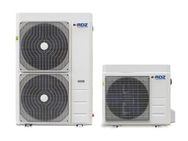 Air to water Heat pump UM R4