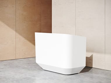 Solid Surface Office reception desk UMI