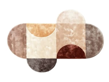 Bamboo Fibre Rugs Archiproducts