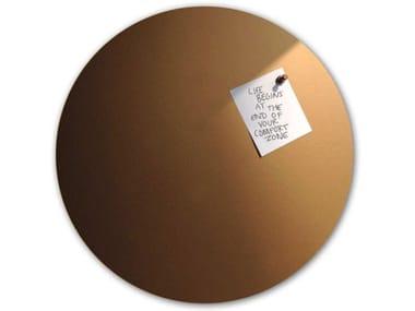 Solid-color wall sticker UNI COPPER