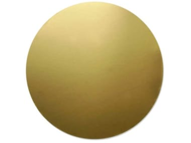 Solid-color wall sticker UNI GOLD