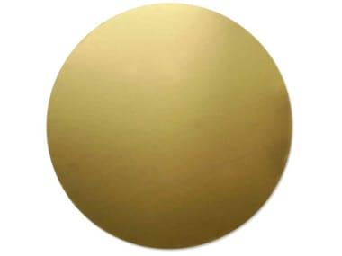 Decorazione adesiva a tinta unita UNI GOLD
