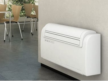 Air Conditioner without external unit with heat pump UNICO INVERTER