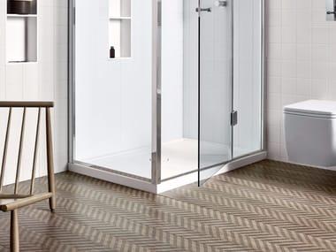 Corian® shower tray UNICO | Shower tray