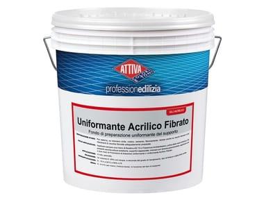 Fondo riempitivo fibrato a base di resine acriliche UNIFORMANTE ACRILICO FIBRATO 0.5