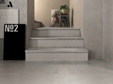 Porcelain stoneware wall/floor tiles UNIKA
