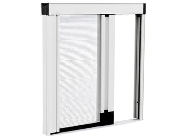 Insect screen with guide system UNIKA