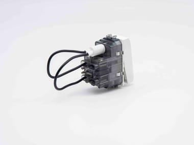Electrical socket UNIKO 4B.L.CU