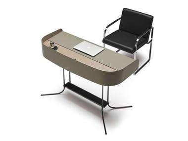Metal secretary desk UNIPERS
