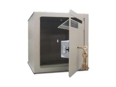 Safe with delayed opening UNIX | Safe deposit vault