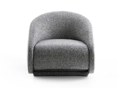 Fabric armchair bed UP-LIFT | Armchair bed