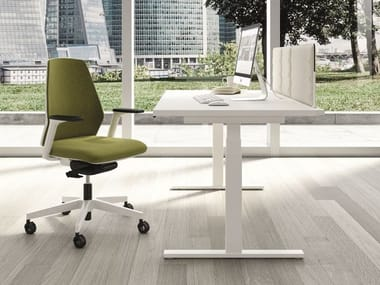 Height-adjustable workstation desk UP&UP | Office desk