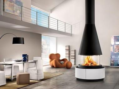 Faïence Fireplace Mantel UPPSALA