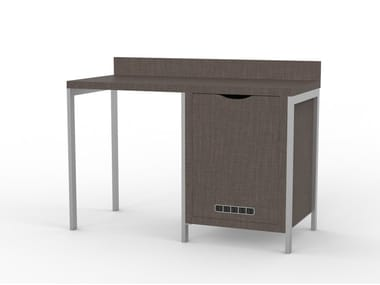 Rectangular writing desk for hotel rooms URBAN SM 03