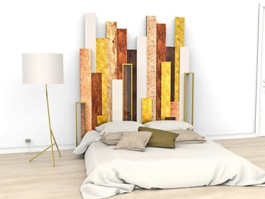 High cork headboard URBEM | Headboard