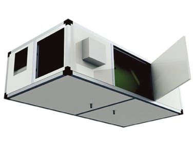 Heat recovery unit UTNR-A Platinum 040÷500