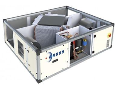 Heat recovery unit UTNR-HP 035÷450