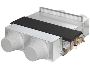 Fan coil unit for suspended ceiling UTO-UTV