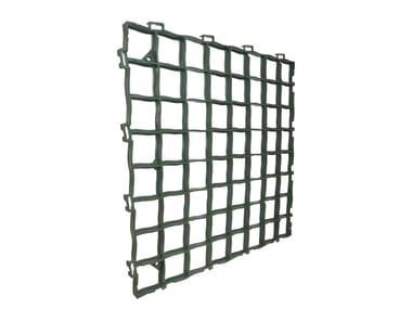Grade para jardim vertical de resina termoplástica V-GREEN®