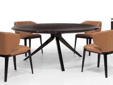 Lacquered Dining Table V142