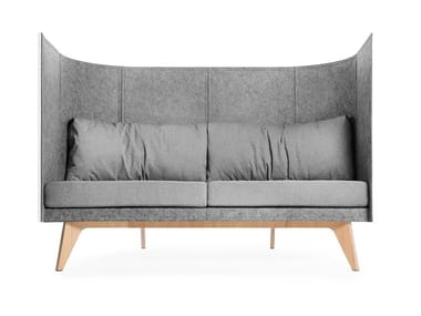 2 seater high-back sofa V2