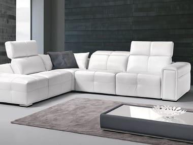 Corner modular sofa VALE