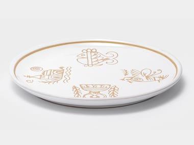 Oval ceramic tray VALLAURIS   Oval tray