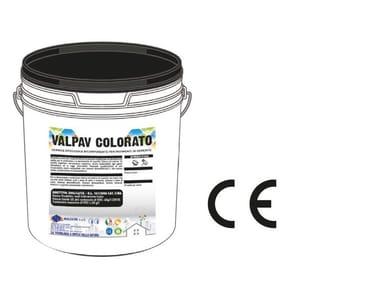 Industrial flooring VALPAV COLORATO