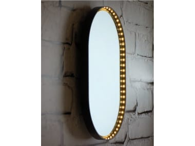 Wall lamp / mirror VANITY OVAL