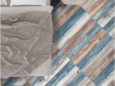 Wall/floor tiles with wood effect VANNATU